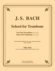 J.S. Bach School for Trombone